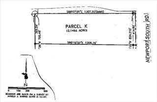 Land for sale in 0 NEWPORT SOUTH, Newport, MI, 48166