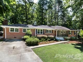Single Family for sale in 1543 Fama Drive NE, Atlanta, GA, 30329