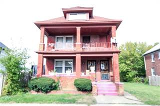 Multi-family Home for sale in 254 AVALON Street, Highland Park, MI, 48203