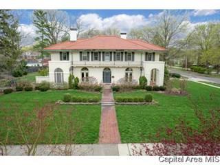 Single Family for sale in 1630 S WIGGINS AVE, Springfield, IL, 62704