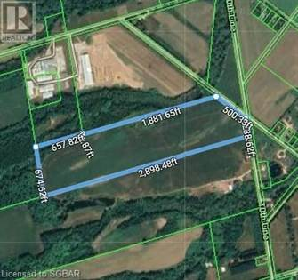 Vacant Land for sale in 417116 10TH Line, The Blue Mountains, Ontario, N0H2P0