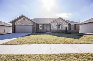 Single Family for sale in 1650 North Old Castle Road Lot 38, Nixa, MO, 65714