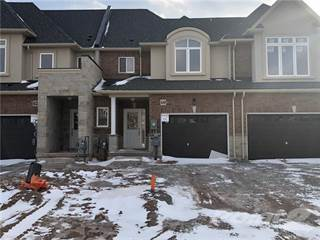 Townhouse for rent in 60 PINOT Crescent, Stoney Creek, Ontario, L8J 3R6