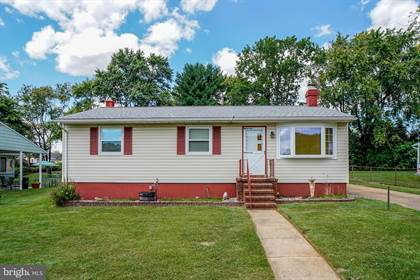Residential Property for sale in 606 CROMWELL STREET, Brooklyn, MD, 21225