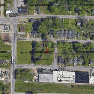 Lots And Land for sale in 1207 FIRESTONE, Memphis, TN, 38107