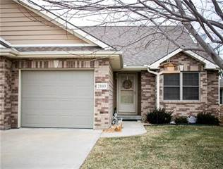 Townhouse for sale in 2103 Fountain Creek Drive, St. Joseph, MO, 64504