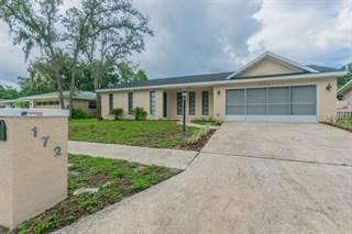 Single Family for sale in 172 SUNWARD AVENUE, Palm Harbor, FL, 34684