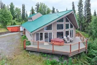 Single Family for sale in 49760 Leisure Lake Drive, Soldotna, AK, 99669