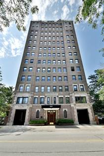 Residential Property for sale in 5510 North Sheridan Road 11A, Chicago, IL, 60640