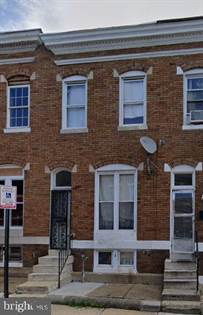 Residential Property for sale in 3 N GORMAN AVENUE, Baltimore City, MD, 21223