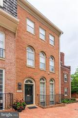 Townhouse for sale in 4302 WESTOVER PL NW, Washington, DC, 20016