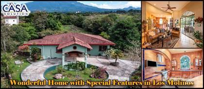 Residential Property for sale in Home with Special Features for Sale in Hacienda Los Molinos, Boquete, Boquete, Chiriquí