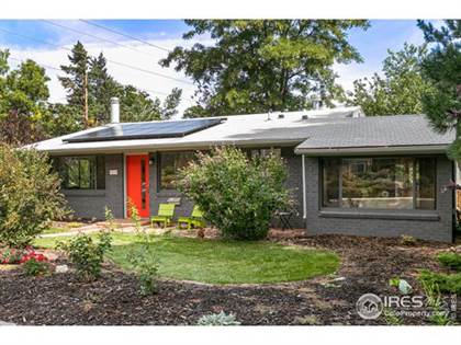 Residential Property for sale in 3244 6th St, Boulder, CO, 80304