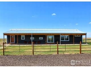 Farm And Agriculture for sale in 46010 County Road 77, Greater Raymer, CO, 80611