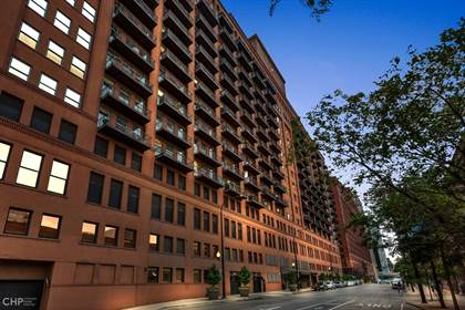 Residential Property for sale in 165 North CANAL Street 1206, Chicago, IL, 60606