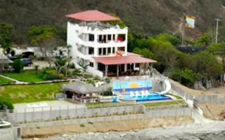 Apartment for sale in Stunning Oceanfront Family Compound in La Entrada, B&B, Boutique Hotel Potential. Cod. LE-SHE, La Ent, Santa Elena