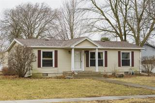 Single Family for sale in 105 South Locust Street, Pesotum, IL, 61863