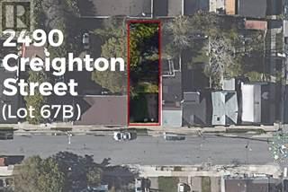 Land for sale in 2490 Creighton Street, Halifax, Nova Scotia