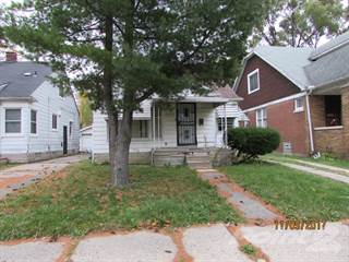 Residential Property for sale in 19540 Alcoy St, Detroit, MI, 48205