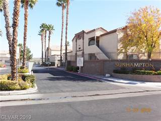 Condo for sale in 3613 SHAWN REYNOLDS Court 201, Las Vegas, NV, 89129