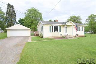 Single Family for sale in 136 N Chestnut, Owosso, MI, 48867