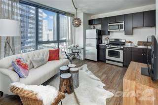 Apartment for rent in Coast at Lakeshore East - 2 Bed/1 Bath City View: A, Chicago, IL, 60601