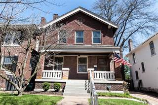 Single Family for sale in 7133 Waterman Avenue, University City, MO, 63130