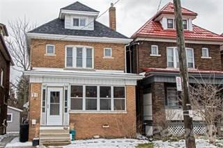 Residential Property for sale in 21 SPRINGER Avenue, Hamilton, Ontario