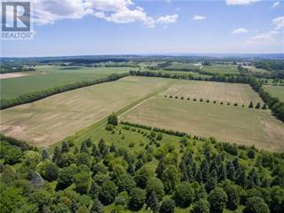 Farm And Agriculture for sale in 62 6TH CONCESSION Road E, Flamborough, Ontario