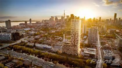 Condominium for sale in River & Fifth Condos - Dundas St. East and Hwy DVP - $25K Closing Credit, Toronto, Ontario