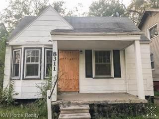 Single Family for sale in 8311 STAHELIN Avenue, Detroit, MI, 48228