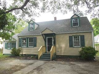 Single Family for sale in 402 Seminole Road, Hampton, VA, 23661