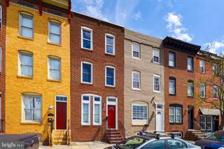 Townhouse for rent in 17 N WASHINGTON ST N, Baltimore City, MD, 21231