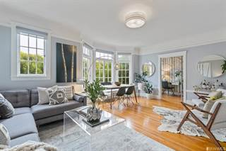 Condo for sale in 509 Pierce Street 4, San Francisco, CA, 94117