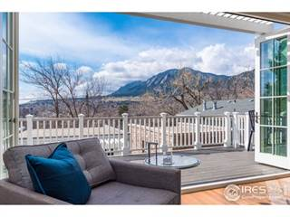 Single Family for sale in 1014 Mapleton Ave, Boulder, CO, 80304