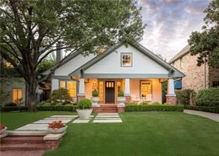 Single Family for sale in 3504 Harvard Avenue, Highland Park, TX, 75205