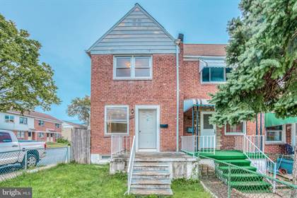 Residential Property for sale in 1501 ELRINO STREET, Baltimore City, MD, 21224