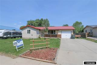 Single Family for sale in 218 Overland Trail, Glenrock, WY, 82637