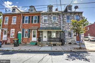 Townhouse for sale in 750 HIGH STREET, Lancaster, PA, 17603