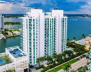 Condo for sale in 7928 EAST DR 804, North Bay Village, FL, 33141