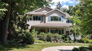 Single Family for sale in 830 MOUNT VERNON Boulevard, Royal Oak, MI, 48073
