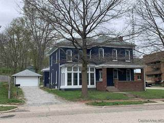 Single Family for sale in 405 S 7TH, Petersburg, IL, 62675