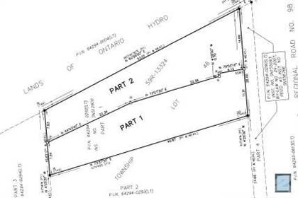 Lots And Land for sale in PT 1 Montrose Road, Niagara Falls, Ontario, L2H 3G2