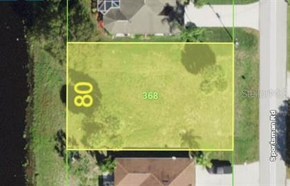 Lots And Land for sale in 11 SPORTSMAN ROAD, Rotonda West, FL, 33947