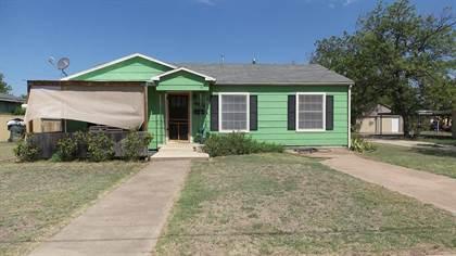 Residential for sale in 406 N Largent Ave, Ballinger, TX, 76821