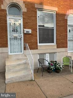 Residential Property for sale in 1711 N WOLFE STREET, Baltimore City, MD, 21213