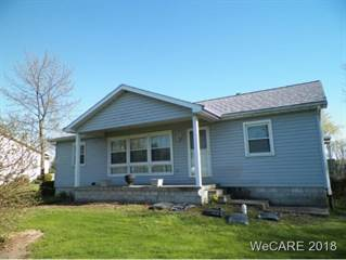 Single Family for sale in 1405 6TH ST., Marion, OH, 45840