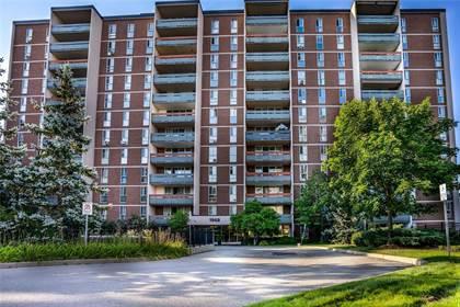 Condominium for sale in 1968 Main St W 1408, Hamilton, Ontario, L8S 1J7