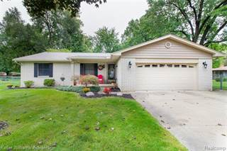 Single Family for sale in 3881 24 MILE Road, Greater Sterling Heights, MI, 48316