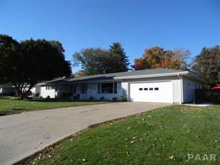 Single Family for sale in 27 Hiel Drive, Bushnell, IL, 61422
